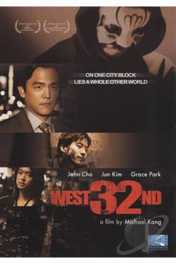 West 32nd DVD Cover Art