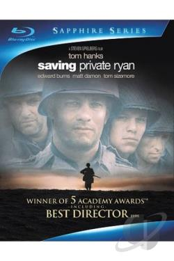 Saving Private Ryan BRAY Cover Art