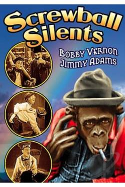 Screwball Silents DVD Cover Art
