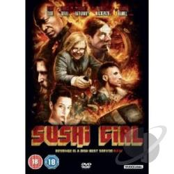 Sushi Girl DVD Cover Art