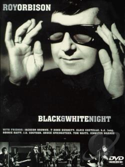 Roy Orbison and Friends - Black and White Night DVD Cover Art