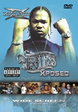 Xzibit: Restless XPosed DVD Cover Art