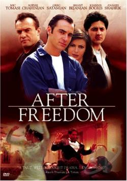 After Freedom DVD Cover Art