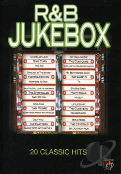 R&B Jukebox DVD Cover Art