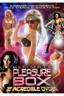 Surrender Cinema Ultimate Pleasure Box DVD Cover Art