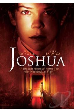 Joshua DVD Cover Art