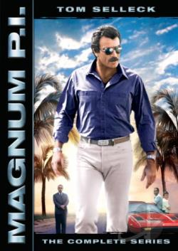 Magnum P.I. - The Complete Series DVD Cover Art