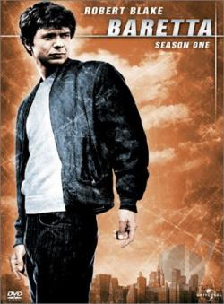 Baretta - Season 1 DVD Cover Art