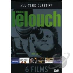 Lelouch.Claude Vol. 2 - Box Set - All Time Classics DVD Cover Art