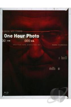 One Hour Photo BRAY Cover Art