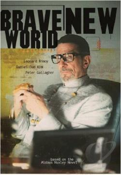 Brave New World DVD Cover Art