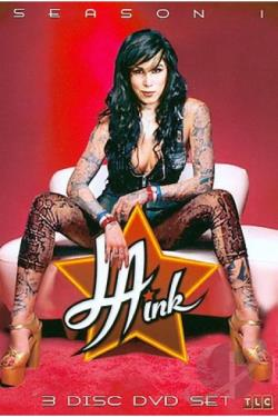 L.A. Ink - Season One Vol. 1 DVD Cover Art