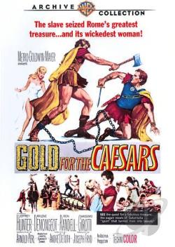 Gold for the Caesars DVD Cover Art