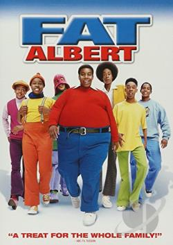 Fat Albert DVD Cover Art
