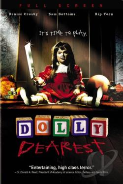 Dolly Dearest DVD Cover Art
