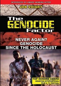 Never Again? Genocide Since The Holocaust DVD Cover Art