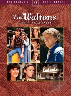 Waltons - The Complete Ninth Season DVD Cover Art
