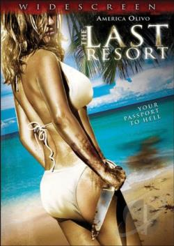 Last Resort DVD Cover Art