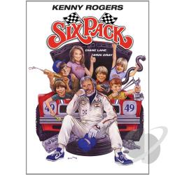 Six Pack DVD Cover Art