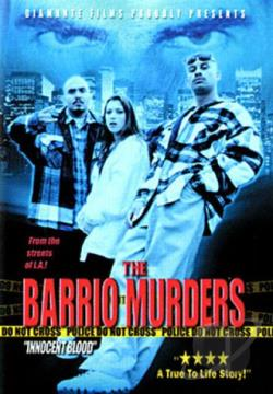 Barrio Murders DVD Cover Art