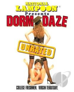 Dorm Daze DVD Cover Art