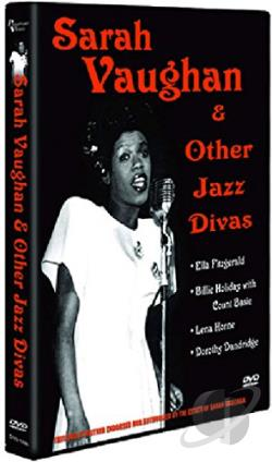 Sarah Vaughan & Other Jazz Divas DVD Cover Art