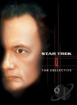 Star Trek - Fan Collective: Q DVD Cover Art