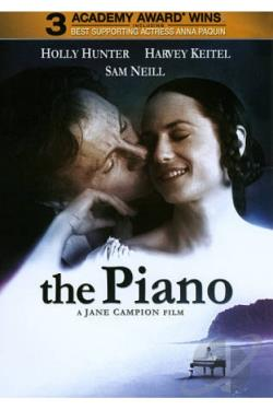 Piano DVD Cover Art