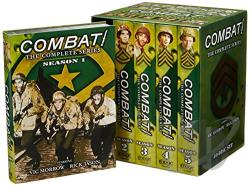 Combat - The Complete Series DVD Cover Art