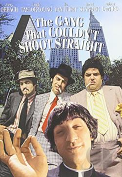Gang That Couldn't Shoot Straight DVD Cover Art