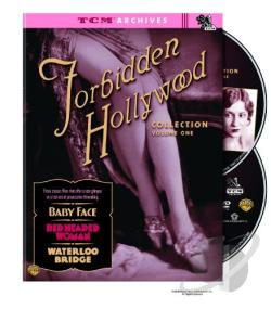 TCM Archives - Forbidden Hollywood Collection - Vol. 1 DVD Cover Art