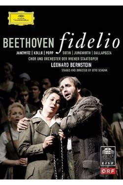 Beethoven: Fidelio DVD Cover Art