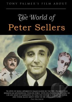World Of Peter Sellers DVD Cover Art