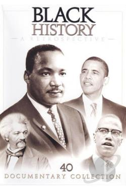 Black History: A Retrospective DVD Cover Art
