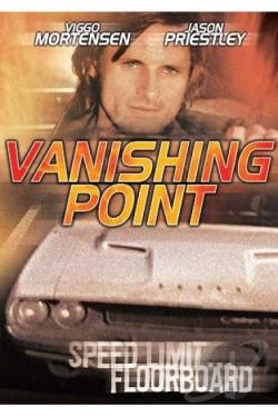 Vanishing Point DVD Cover Art