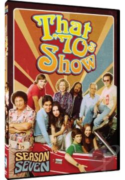 That 70s Show - Season 7 DVD Cover Art