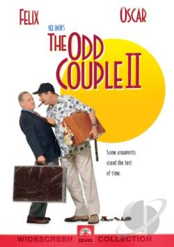 Odd Couple II DVD Cover Art