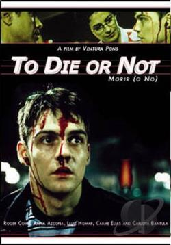 To Die (or Not) DVD Cover Art