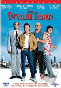 Dream Team DVD Cover Art