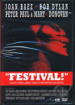 Festival! DVD Cover Art