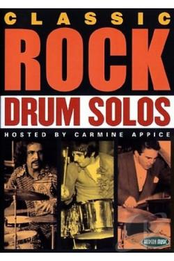 Classic Rock Drum Solos DVD Cover Art