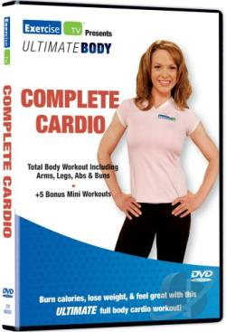 Complete Cardio DVD Cover Art