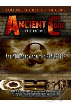 Ancient Code - The Movie DVD Cover Art