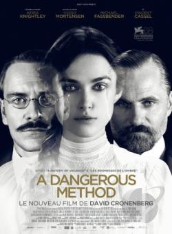 Dangerous Method DVD Cover Art
