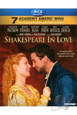 Shakespeare in Love BRAY Cover Art