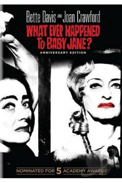 What Ever Happened to Baby Jane? DVD Cover Art