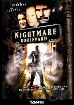 Nightmare Boulevard DVD Cover Art