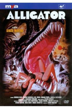 Big Alligator River DVD Cover Art