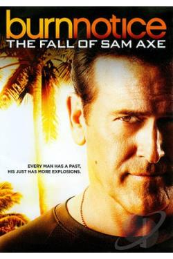 Burn Notice: The Fall of Sam Axe DVD Cover Art