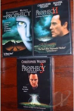 Prophecy Collection DVD Cover Art